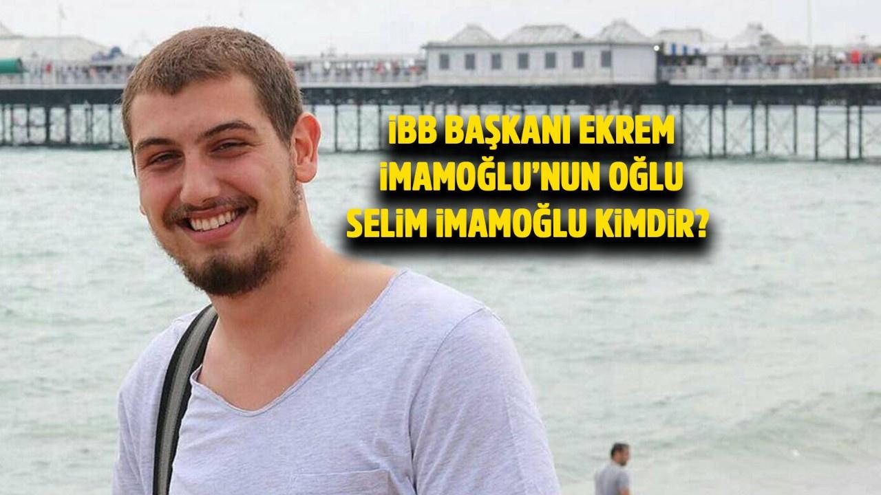 Ekrem İmamoğlu'nun oğlu kim? Kaç yaşında? Evli mi? Sevgilisi var mı? Mehmet Selim İmamoğlu kimdir?