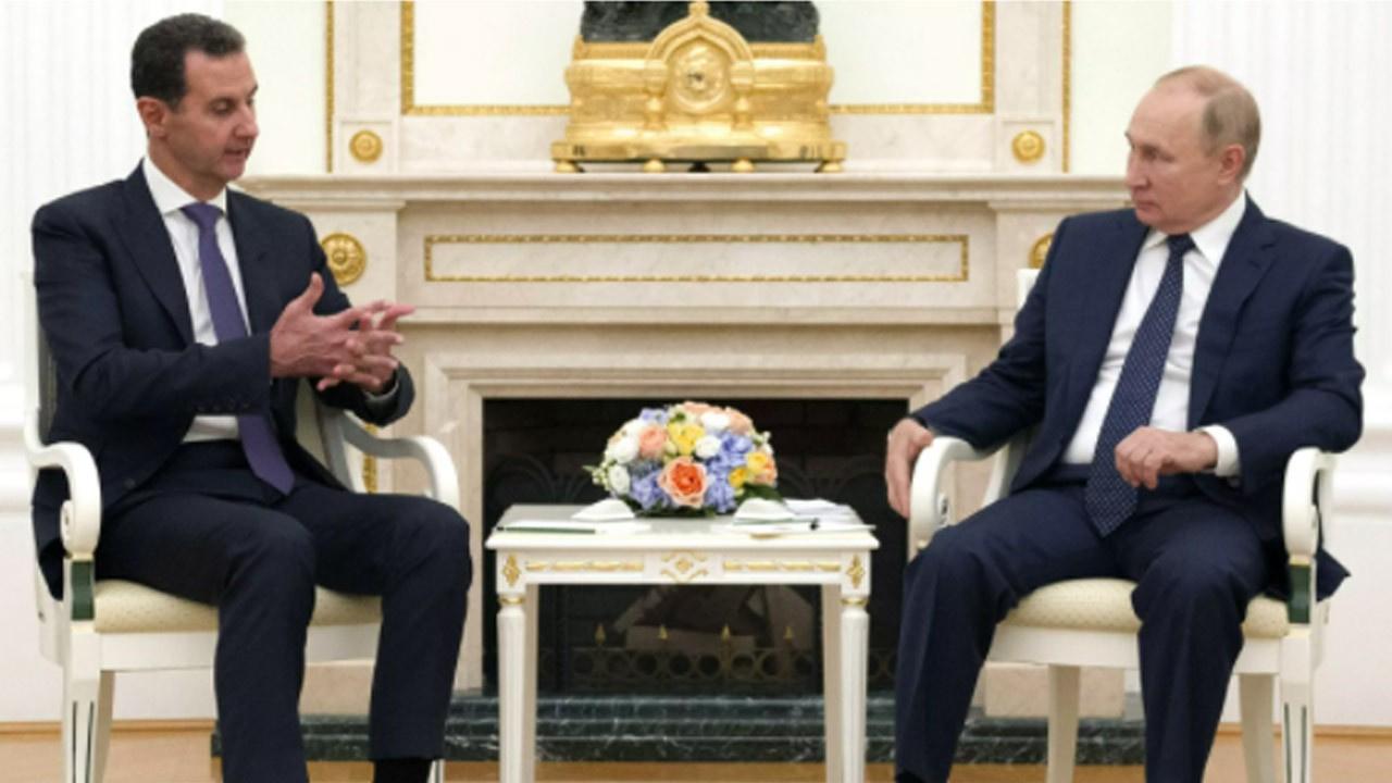 Esad'la görüşen Putin kendini karantinaya aldırdı