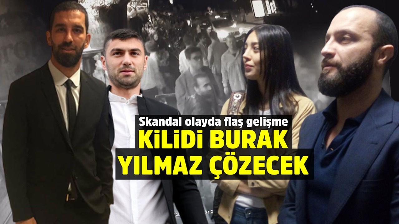 Arda Turan'ın Berkay Şahin'in eşiyle olan davası, Burak Yılmaz'ın tanık olarak dinlenmesi için ertelendi
