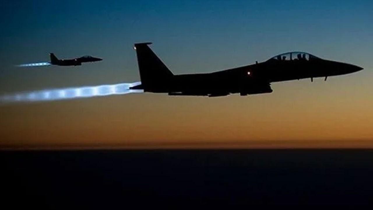 Rusya'dan hava saldırısı!