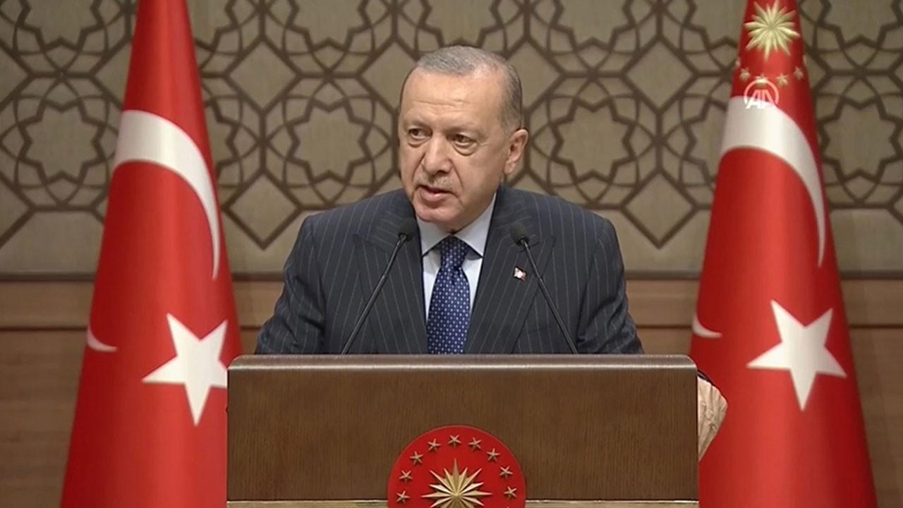 Erdoğan'dan 2023 için net mesaj