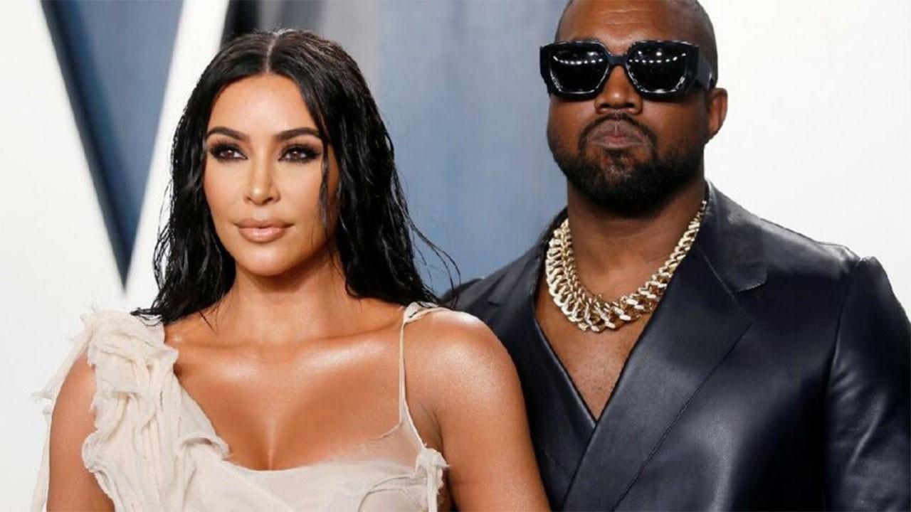 Kim Kardashian'ı aldatmış...