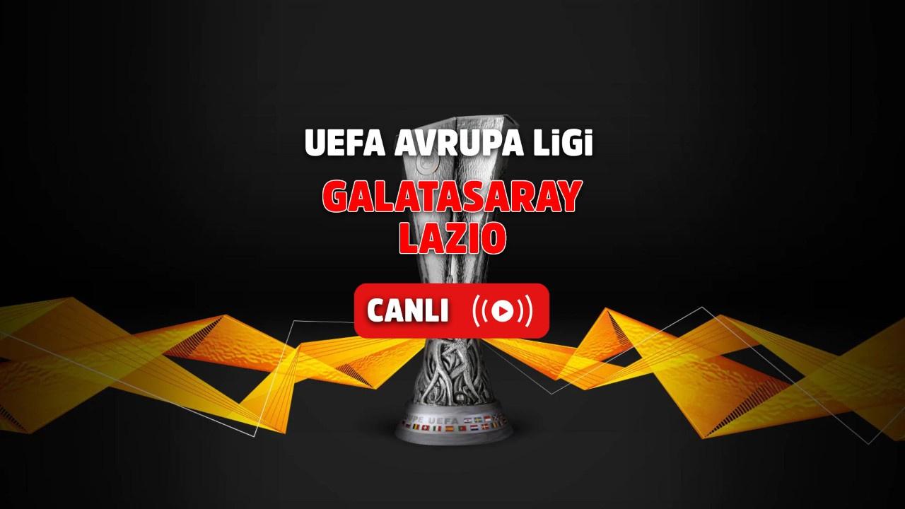 Galatasaray - Lazio Canlı