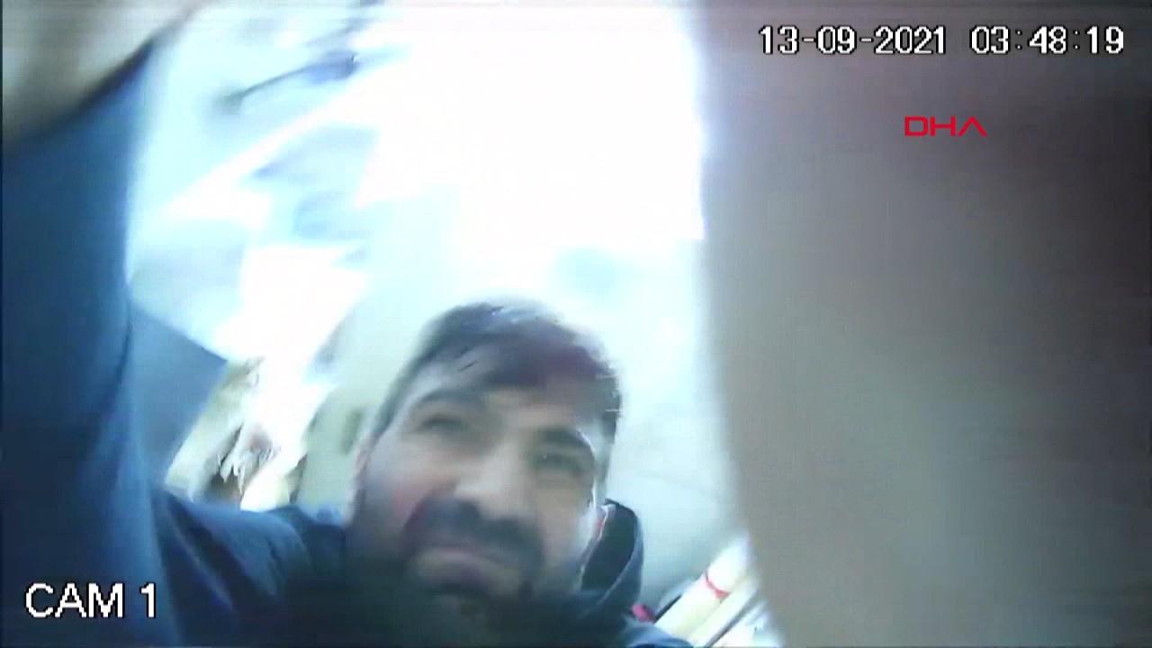 Şoke eden hırsızlık anı kamerada!