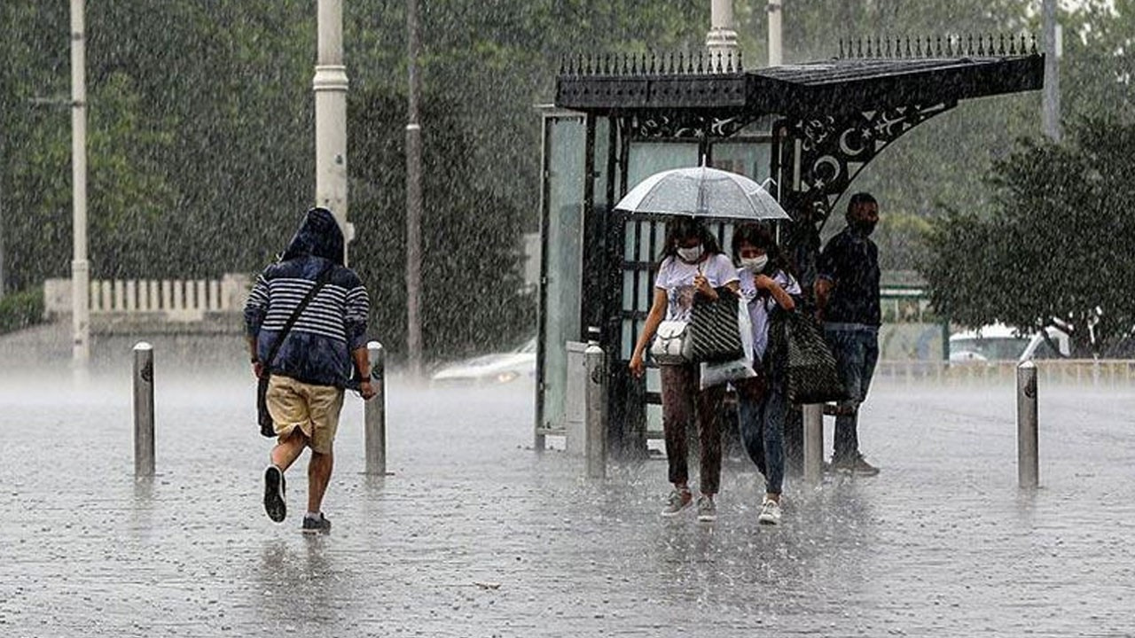 Meteorolojiden bazı illere sel baskınlarına karşı uyarı