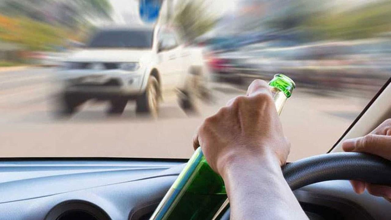 220 promil alkolle çarptı; serbest kaldı