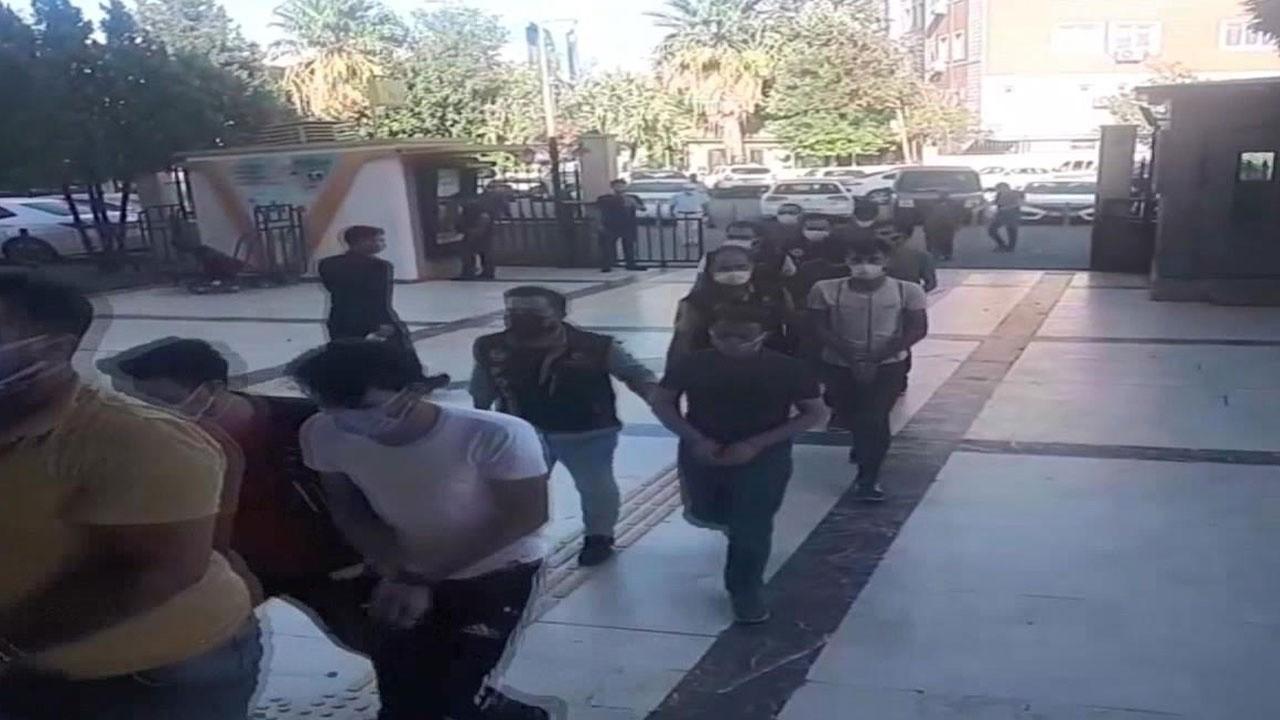 Şanlıurfa'da 'torbacı' operasyonu: 12 gözaltı