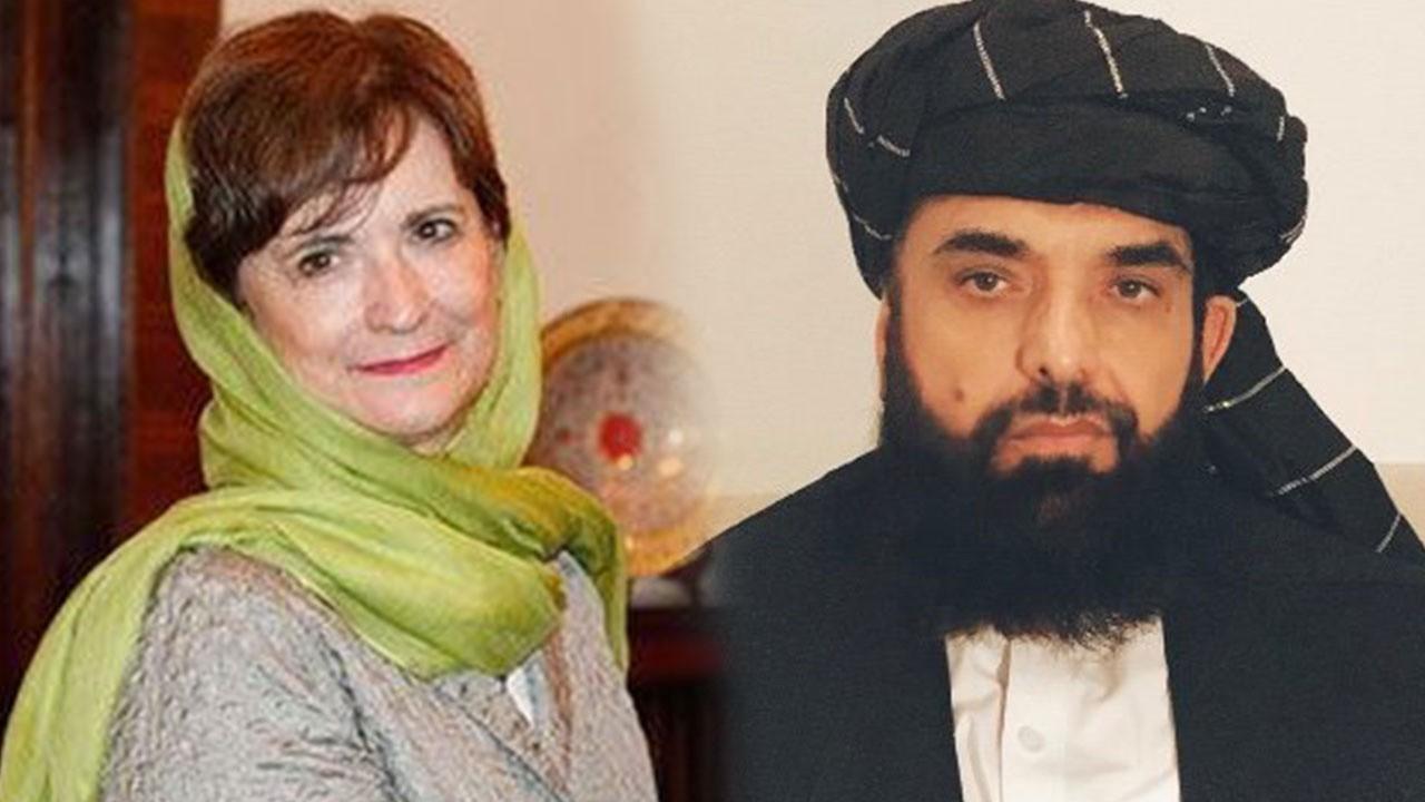 Taliban, Birleşmiş Millet ile görüştü