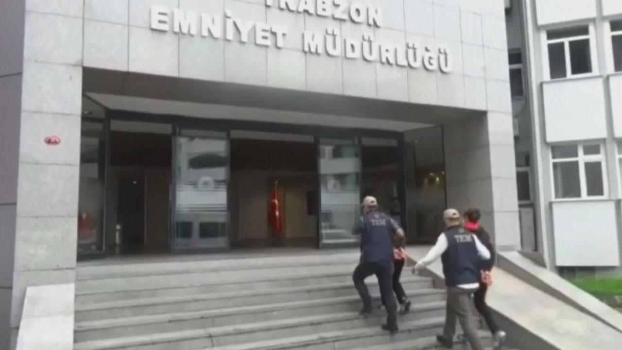 Trabzon'da DEAŞ operasyonu: 2 gözaltı