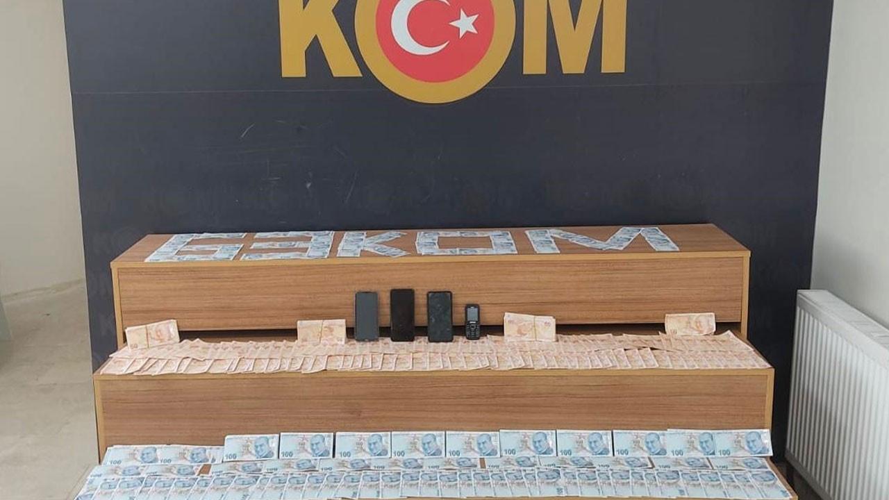 Sahte para operasyonunda 4 zanlı tutuklandı
