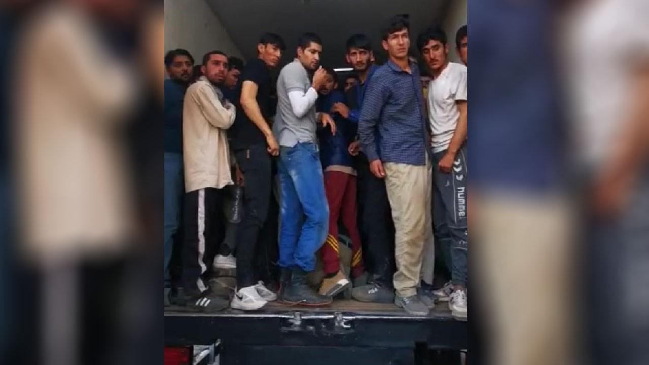 Van'da 158 kaçak göçmen yakalandı
