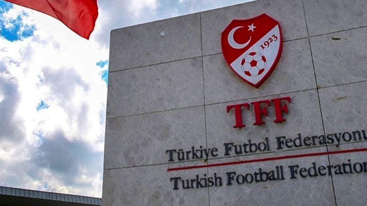 TFF'den flaş Dünya Kupası açıklaması