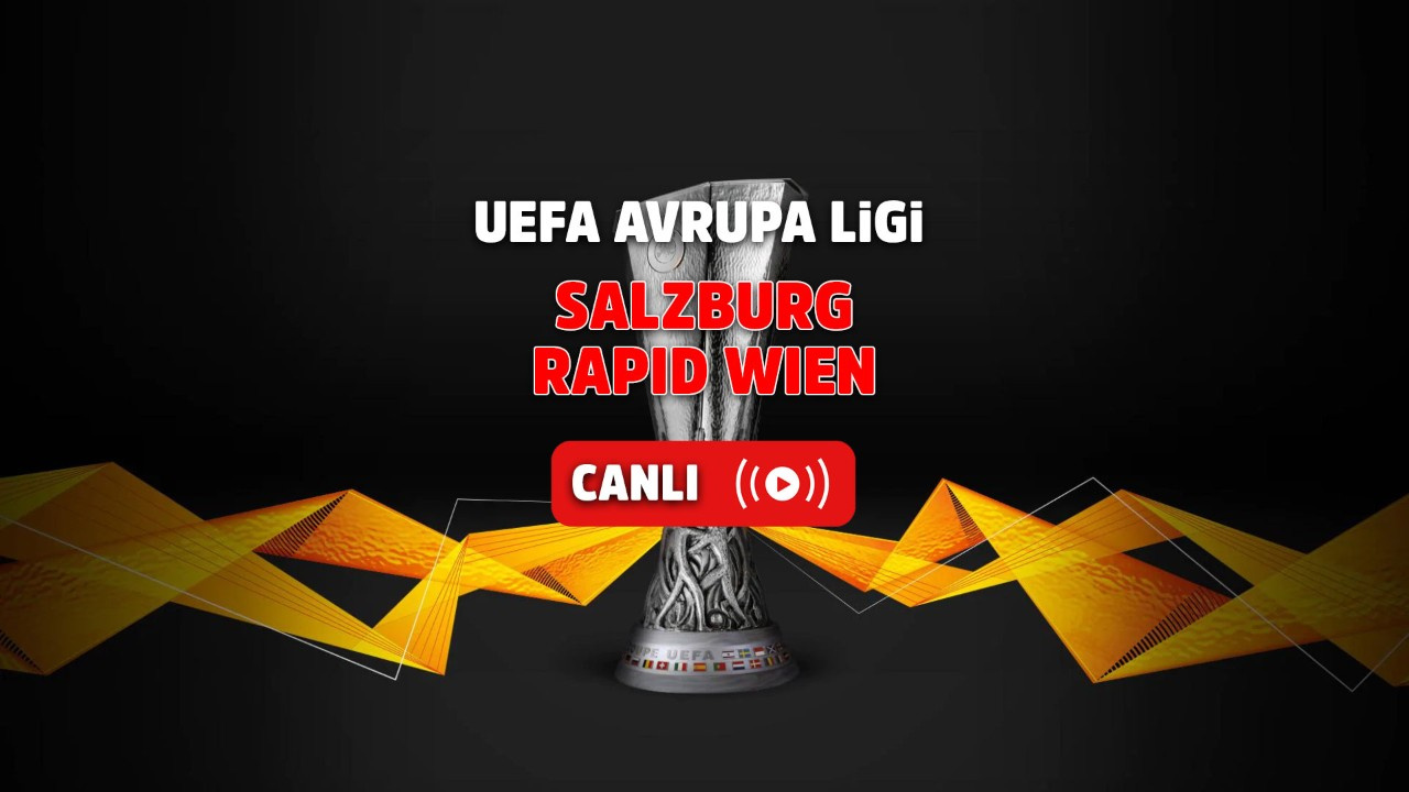 Salzburg-Rapid Wien Canlı maç izle