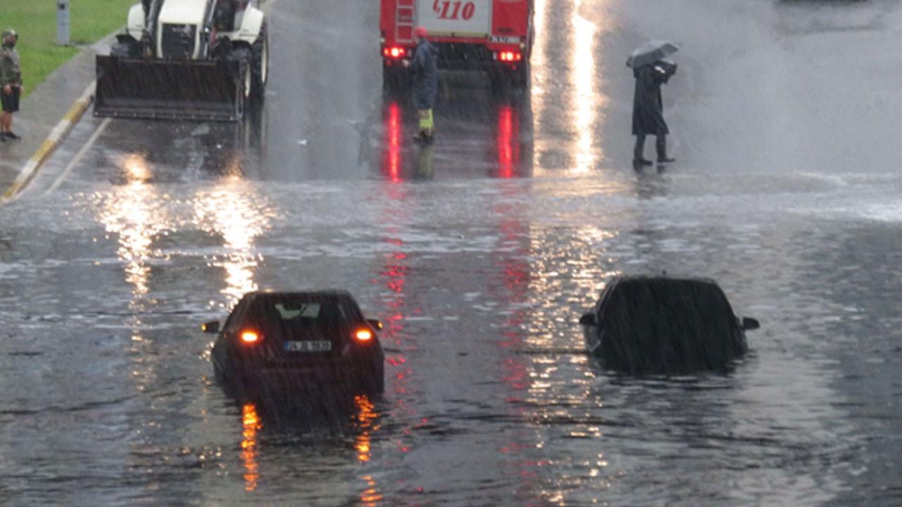 Meteoroloji Genel Müdürlüğü uyardı! Trakya ve İstanbul'da akşam saatlerine dikkat