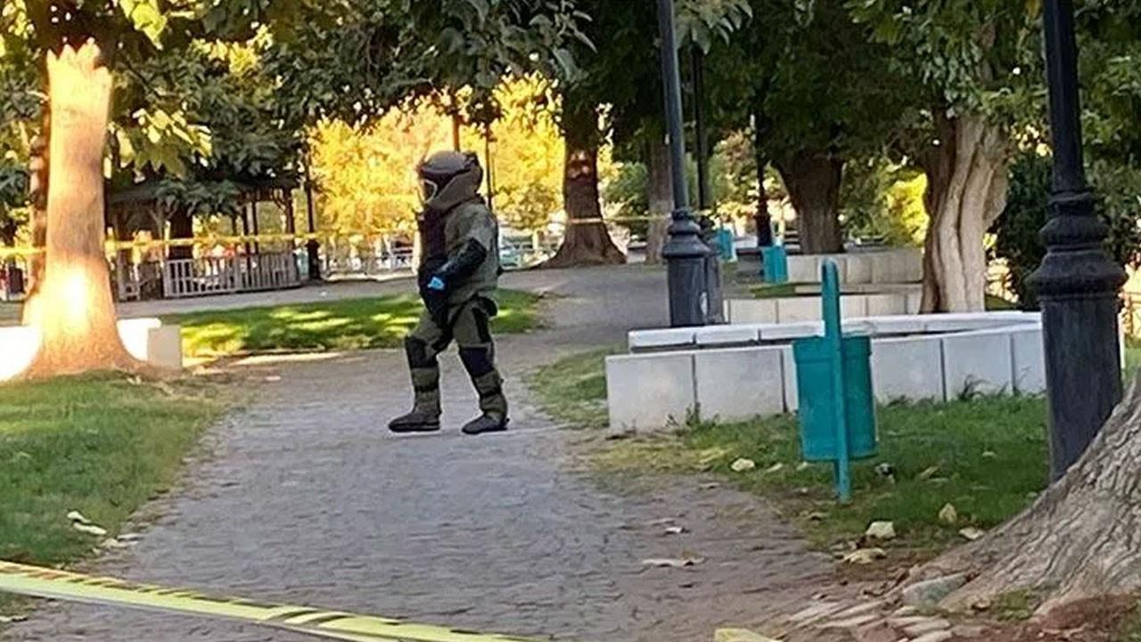 Polisin dikkati saldırıyı önledi! Kenti kana bulayacaklardı!