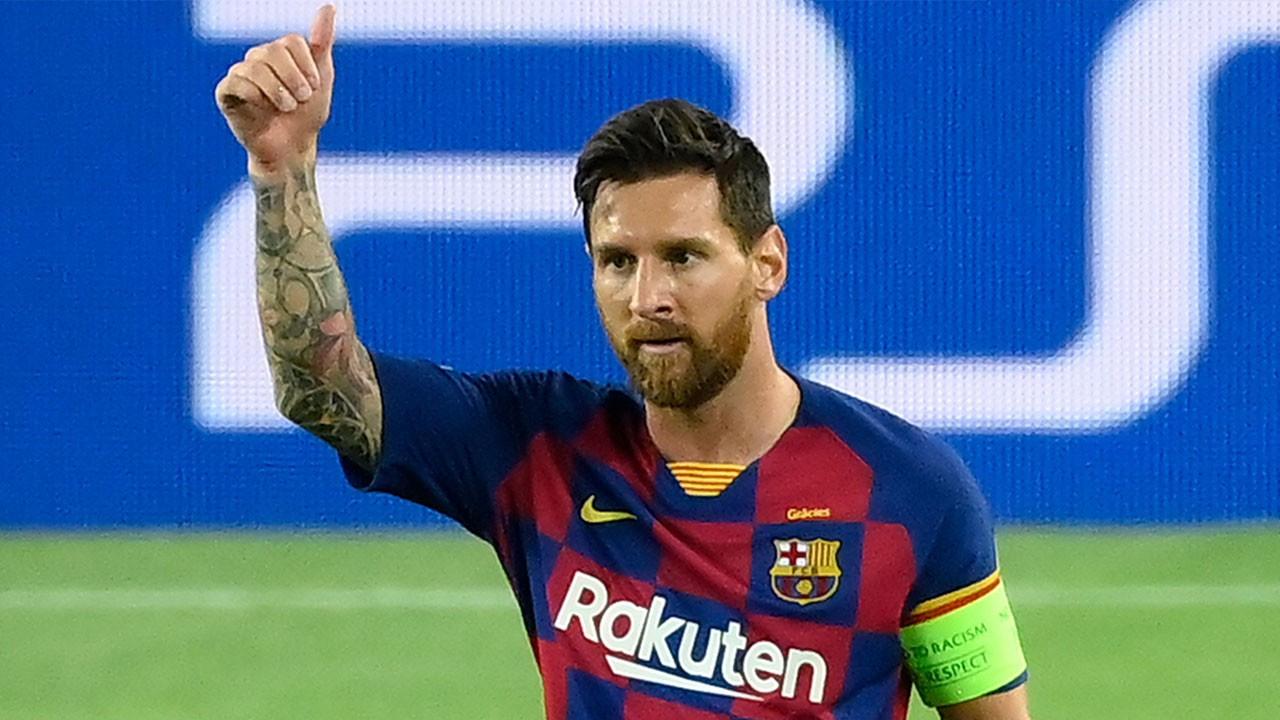 Messi'nin maaşı dudak uçuklattı!
