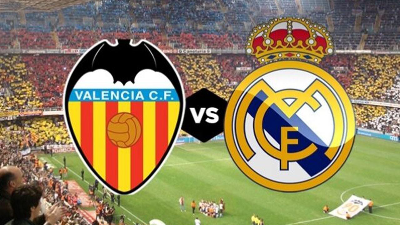 Valencia Real Madrid maçı ne zaman, saat kaçta?