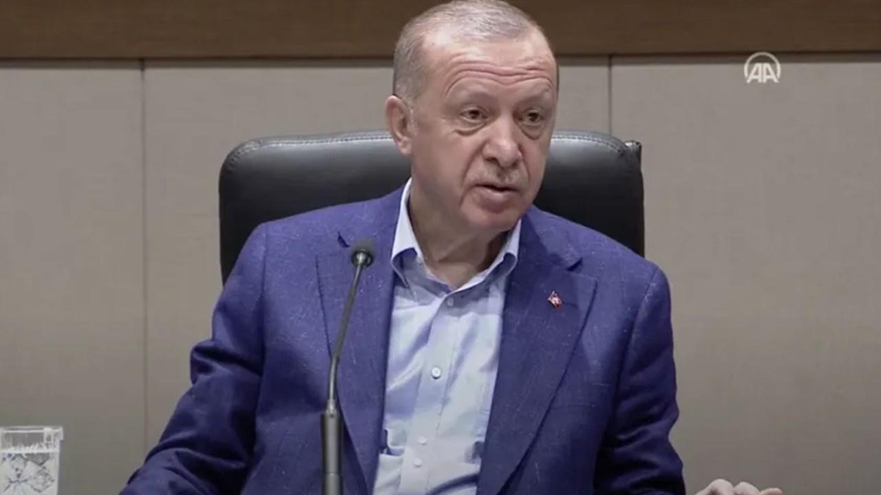 Erdoğan'dan ABD ziyareti öncesi flaş açıklamalar