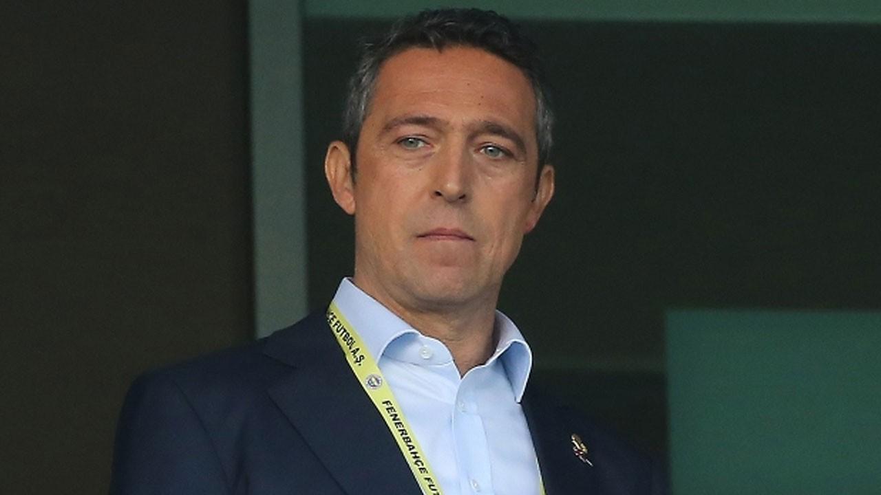 Ali Koç'tan Pereira açıklaması