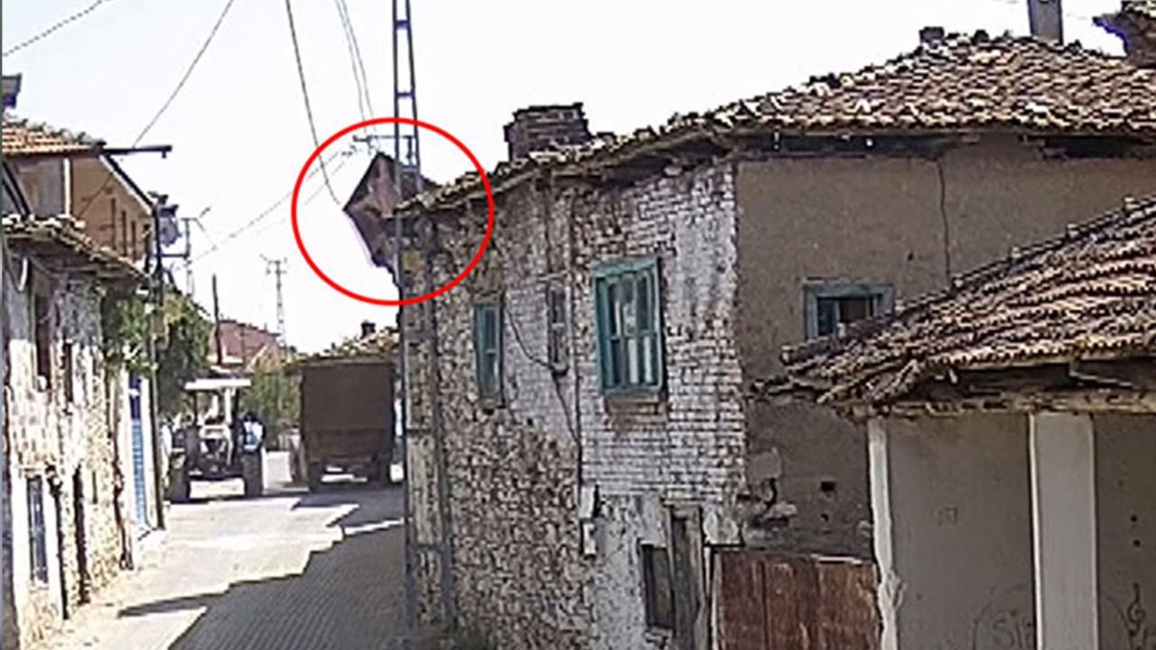 Tarhana sererken 6 metreden düşen kadın öldü!