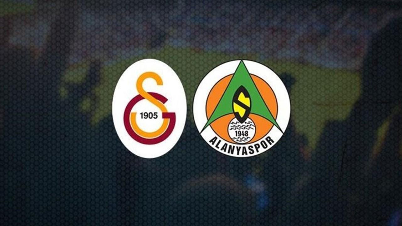 Galatasaray-Alanyaspor Canlı maç izle