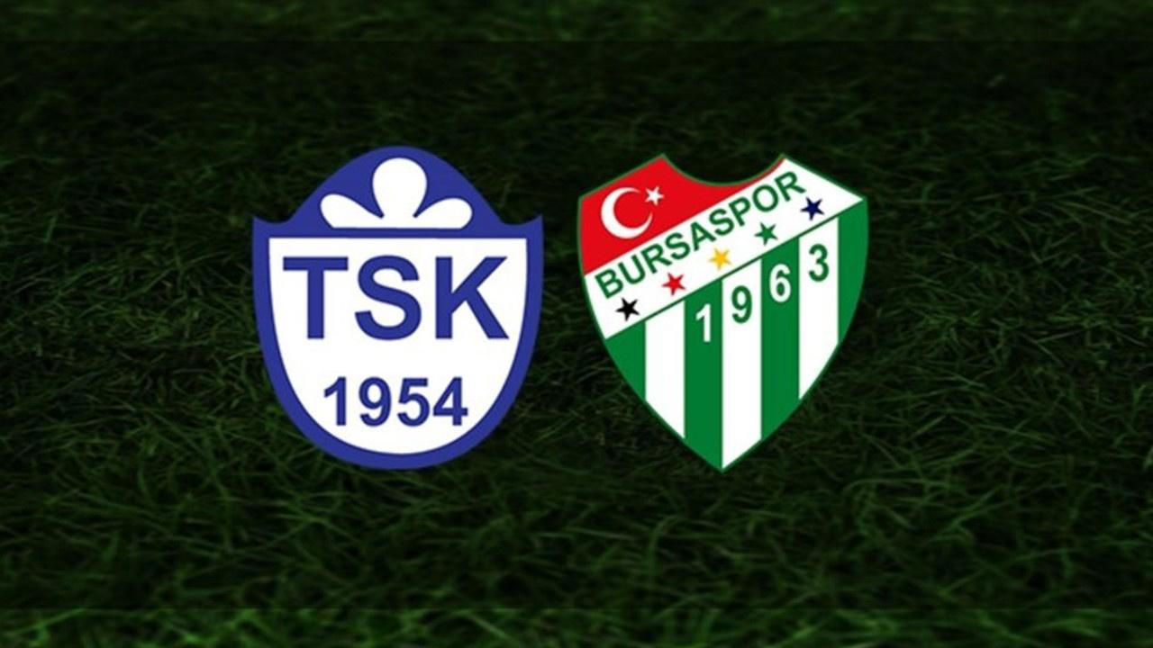 Tuzlaspor-Bursaspor Canlı maç izle