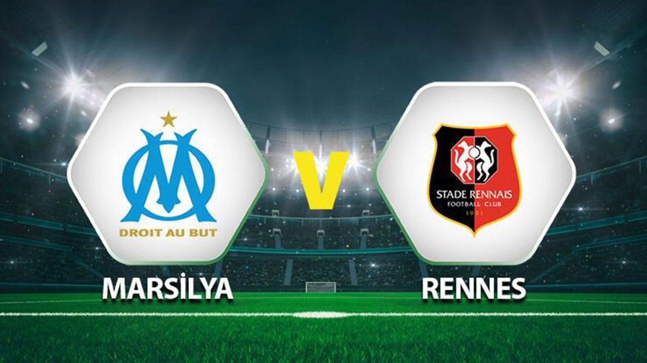 Marsilya Rennes Canlı maç izle