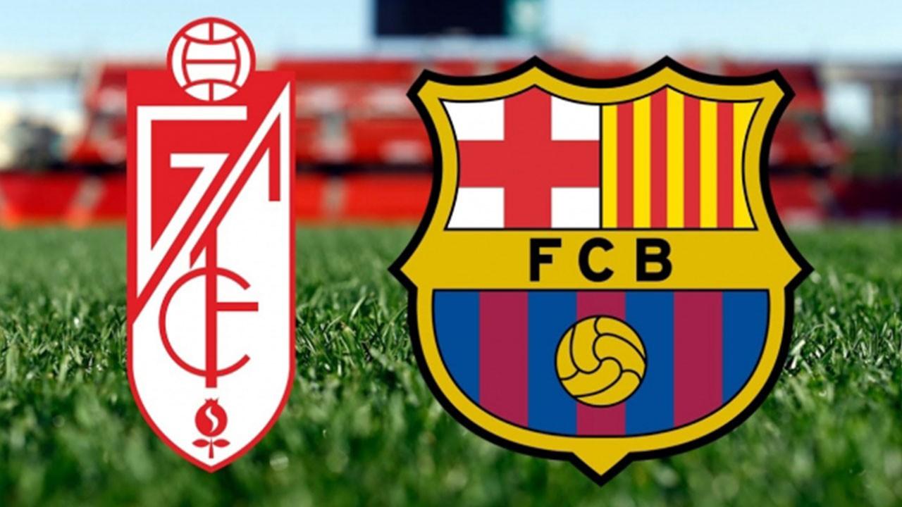 Barcelona Granada maçı ne zaman, saat kaçta?