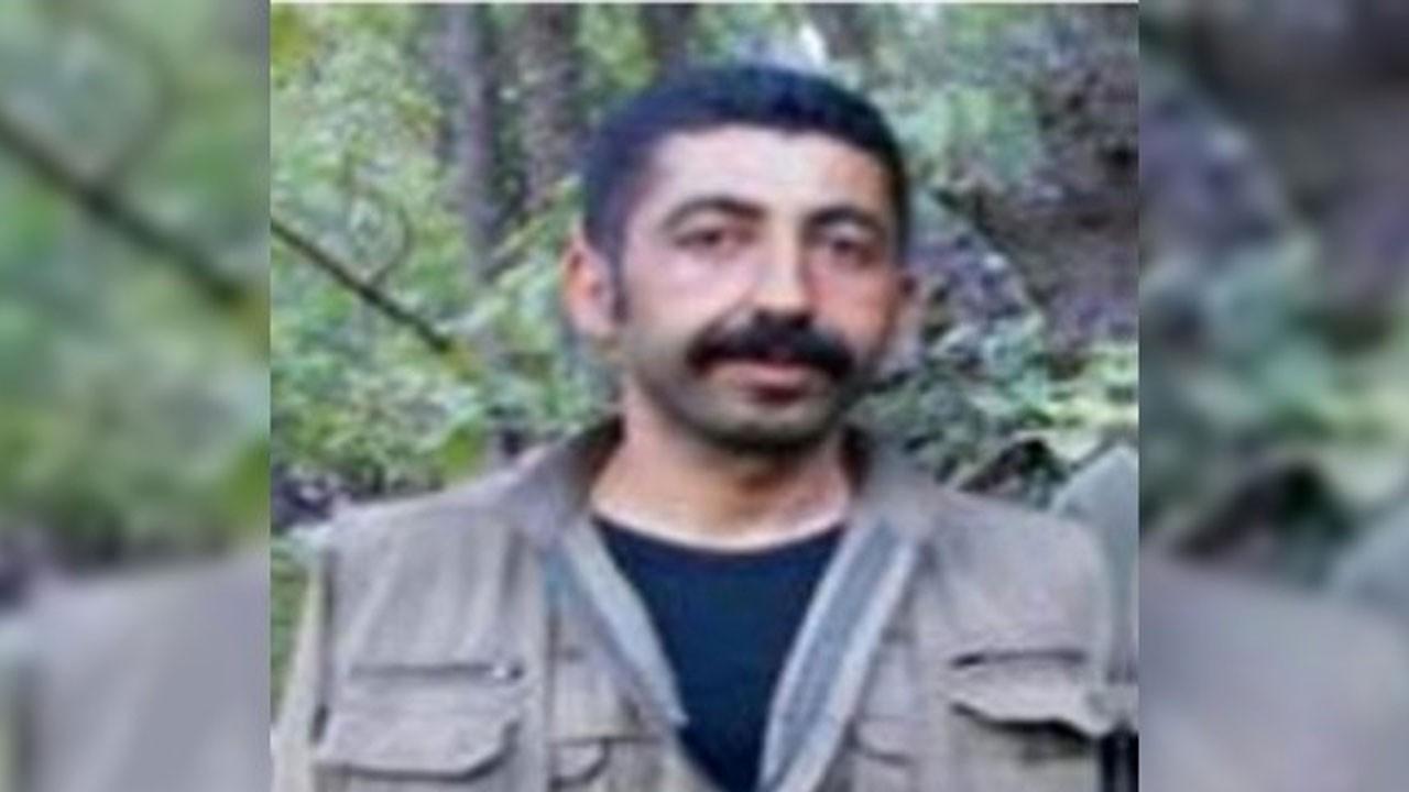 Ödülle aranan PKK'lı 'Kendal Cizir' yakalandı