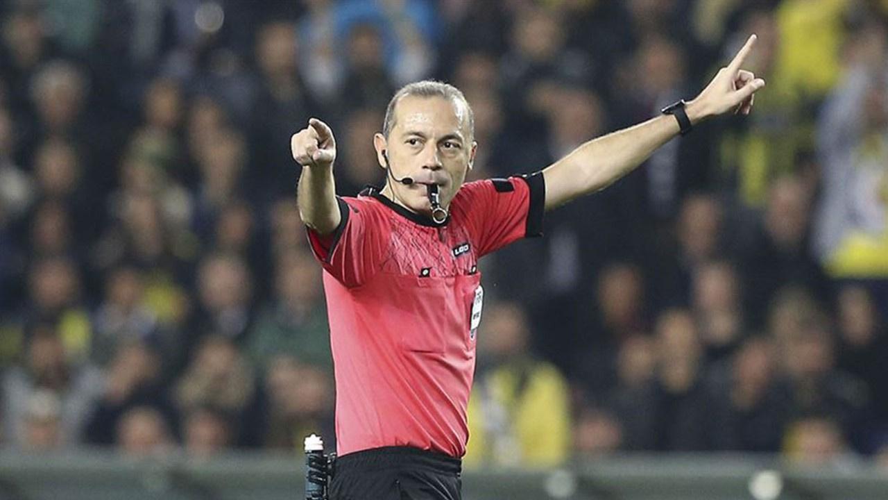 Süper Lig'in 6. haftasındaki maçları yönetecek hakemler açıklandı!