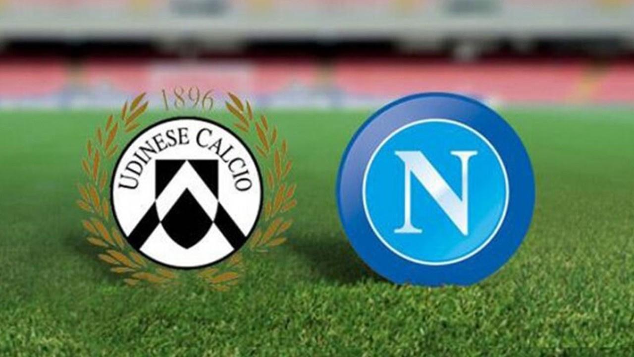 Udinese-Napoli Canlı maç izle