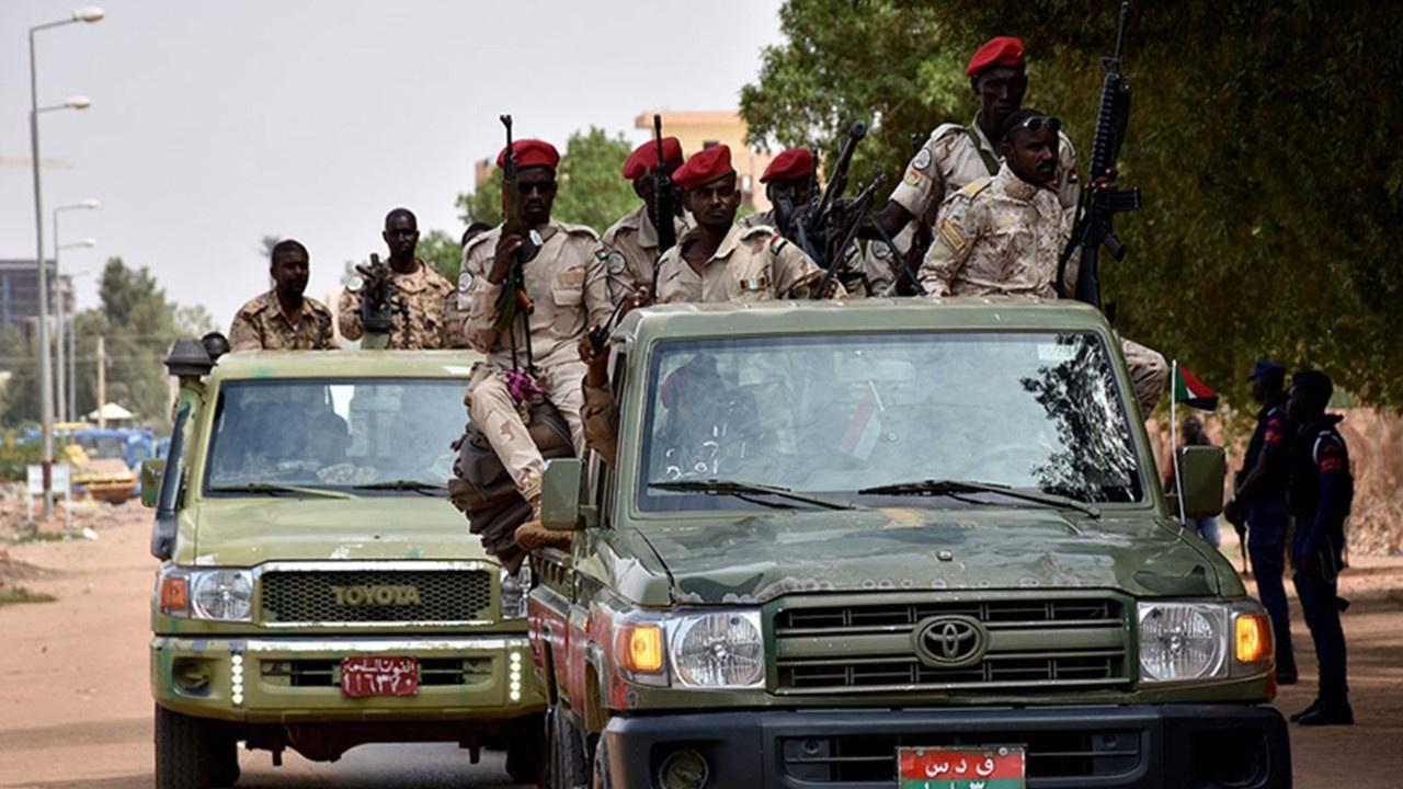 Son Dakika... Sudan'da başarısız darbe girişimi!