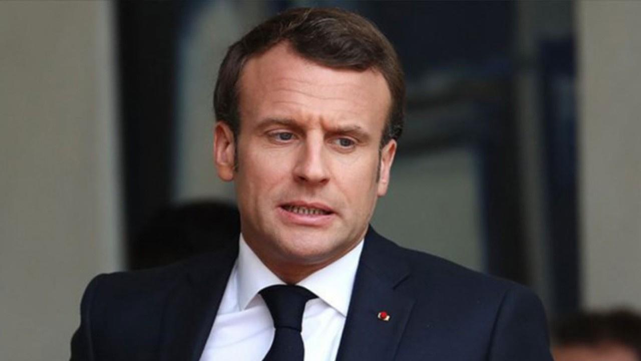 """Fransız tarihçiden Macron'a """"Türkiye"""" şoku!"""