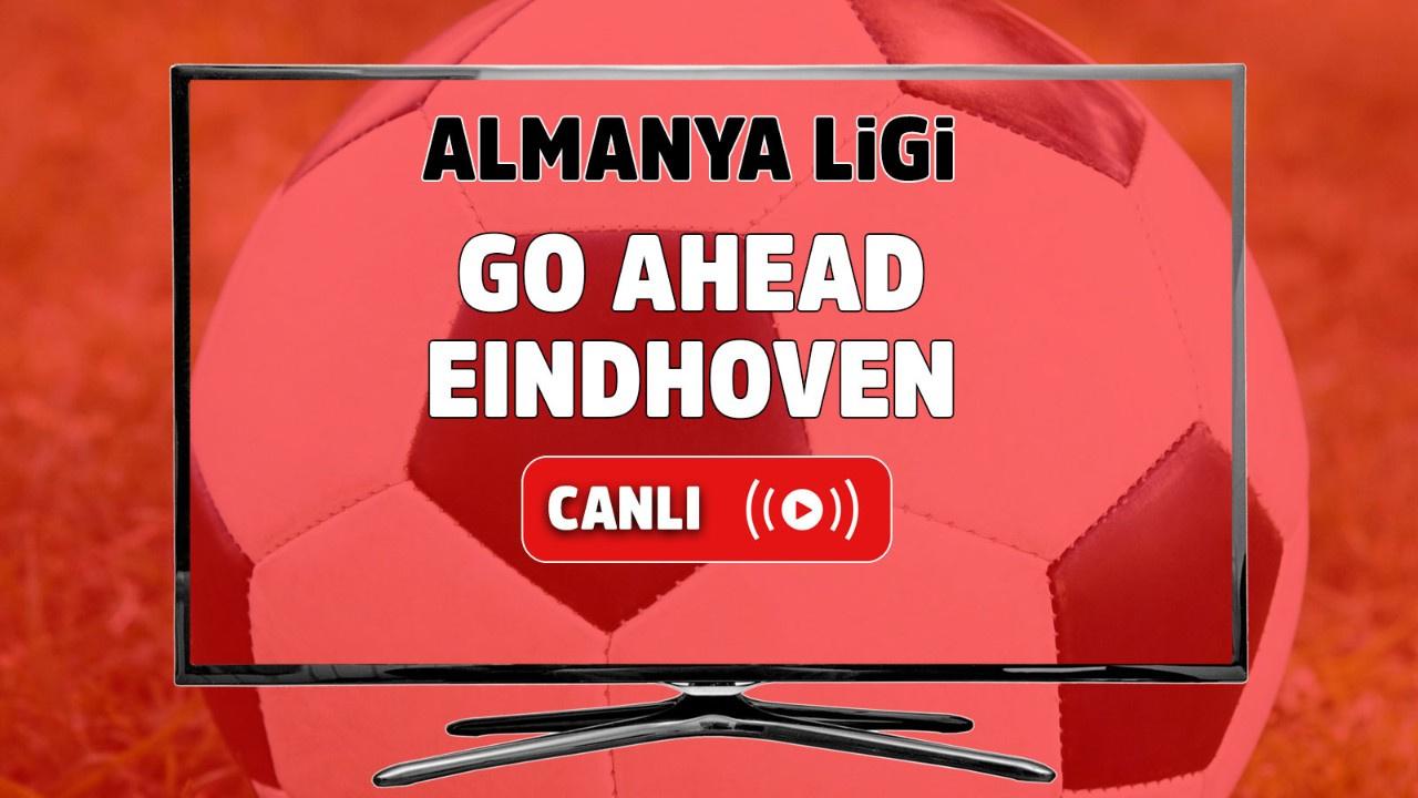 Go Ahead-PSV Eindhoven Canlı maç izle