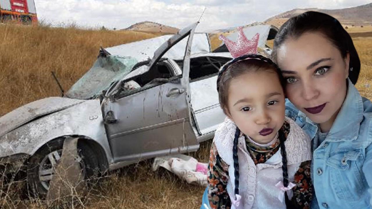 Şeyma hayatını kaybetti, kızı ve annesi yaralı