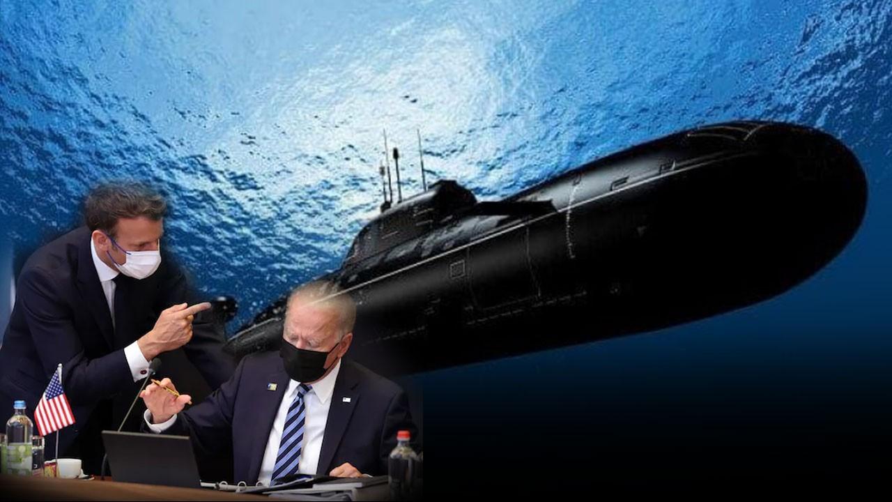 Denizaltı gerginliği büyüyor: Elçiyi...