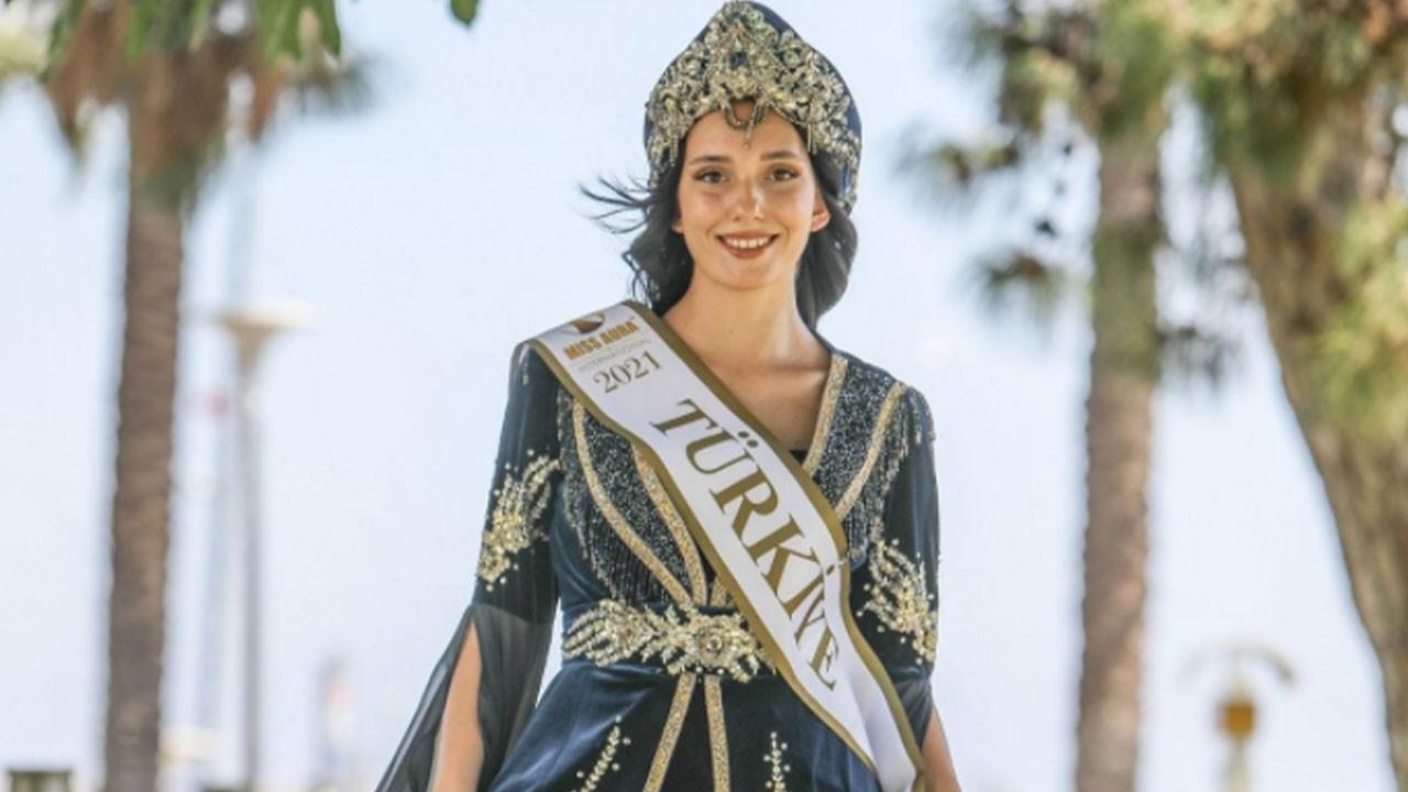 'Miss Aura International' yarışmacısı Melisa Kandemir kimdir? Melisa Kandemir kaç yaşında, nereli?