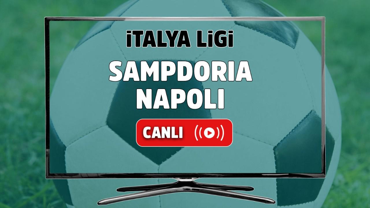 Sampdoria – Napoli Canlı izle