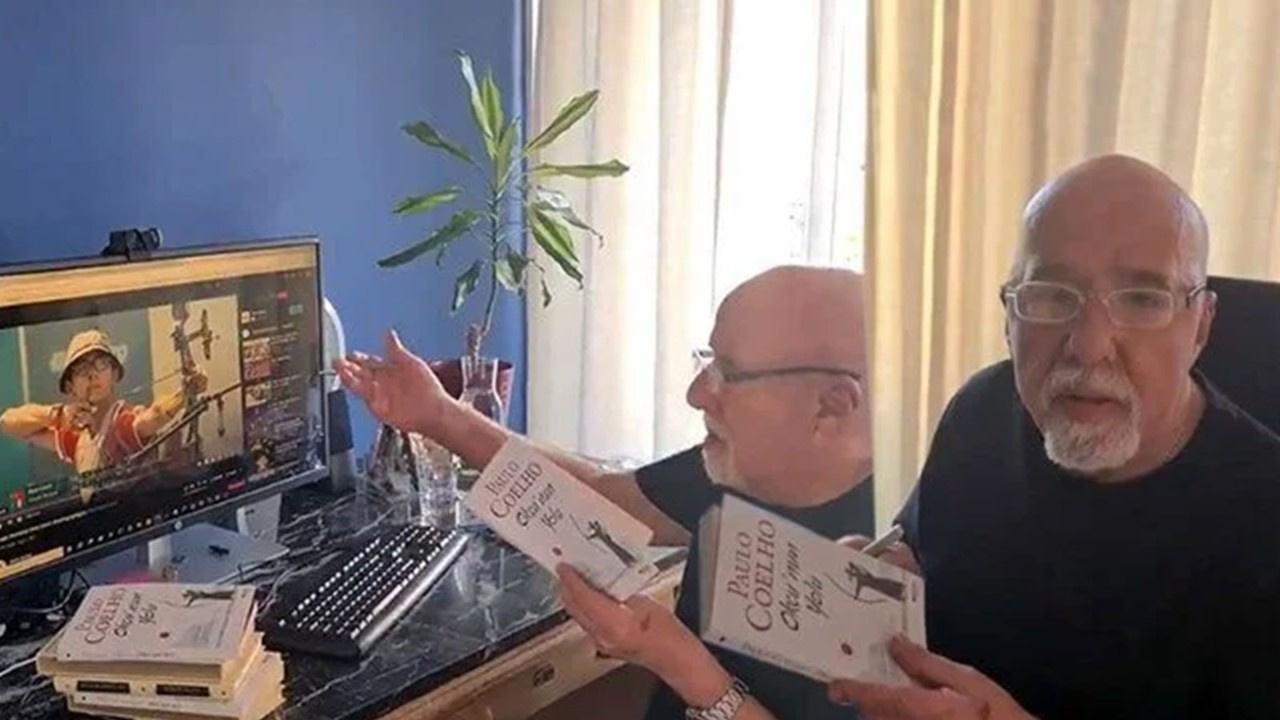 Dünyaca ünlü yazardan Mete Gazoz'a büyük jest