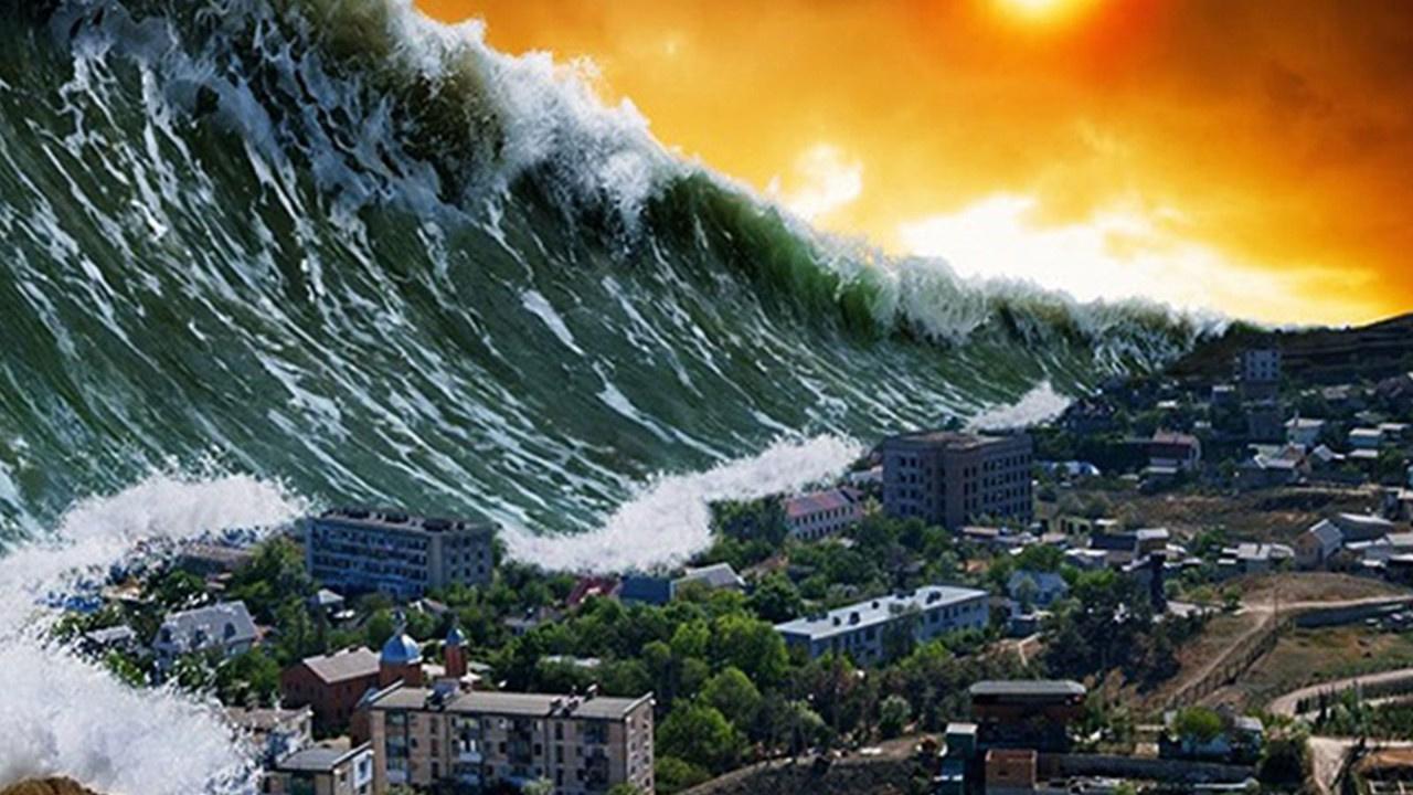 """İstanbul için korkutan """"tsunami"""" uyarısı"""