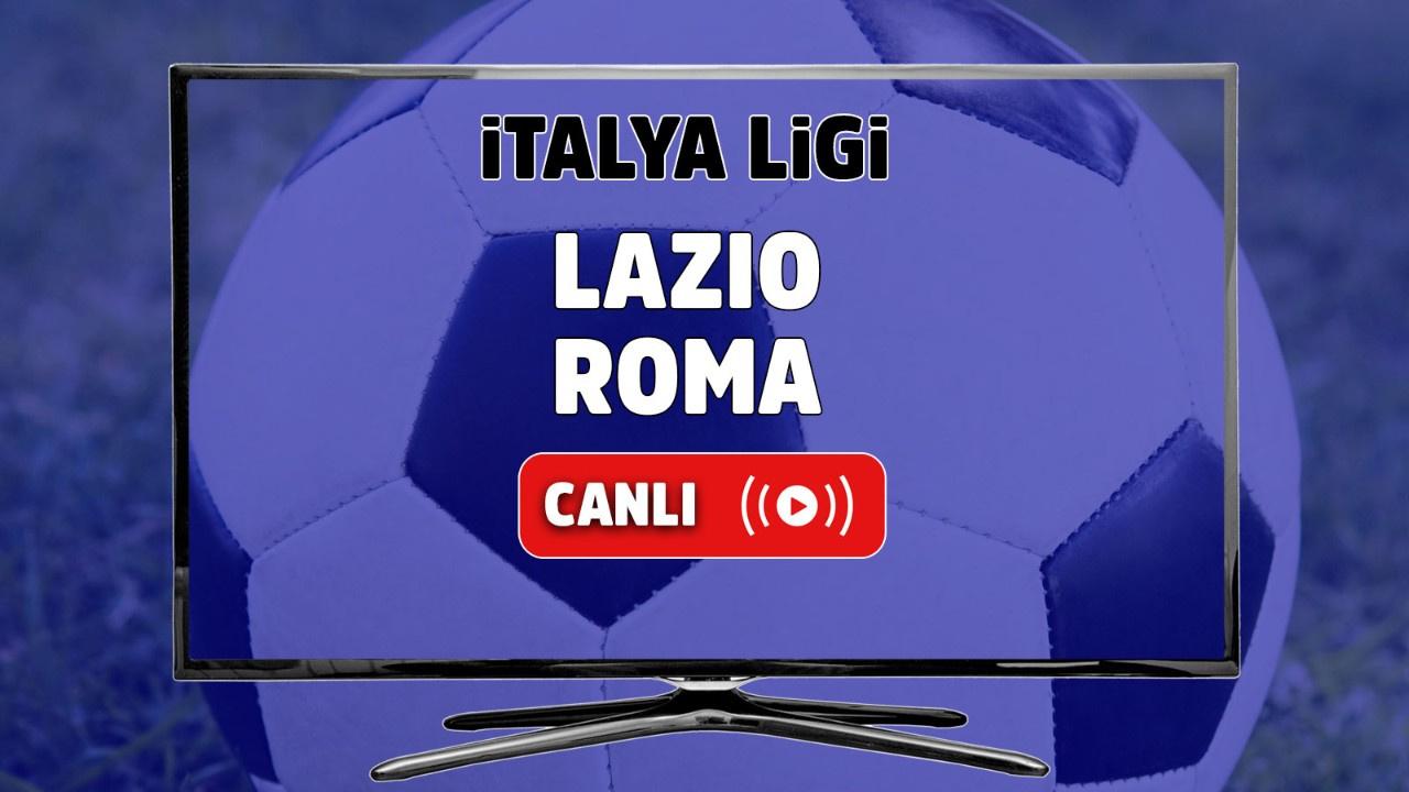 Lazio – Roma Canlı maç izle