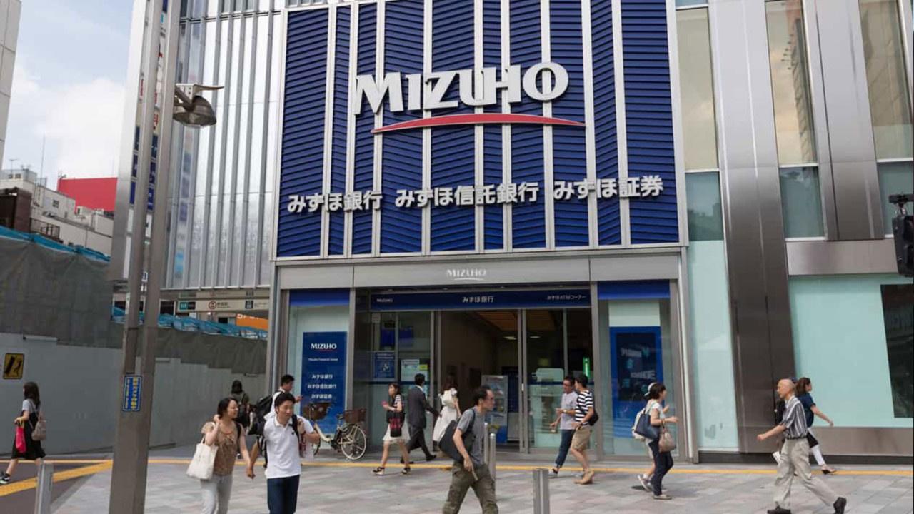 Japonya'nın en büyük bankalarından Mizuho hakkında önemli karar!