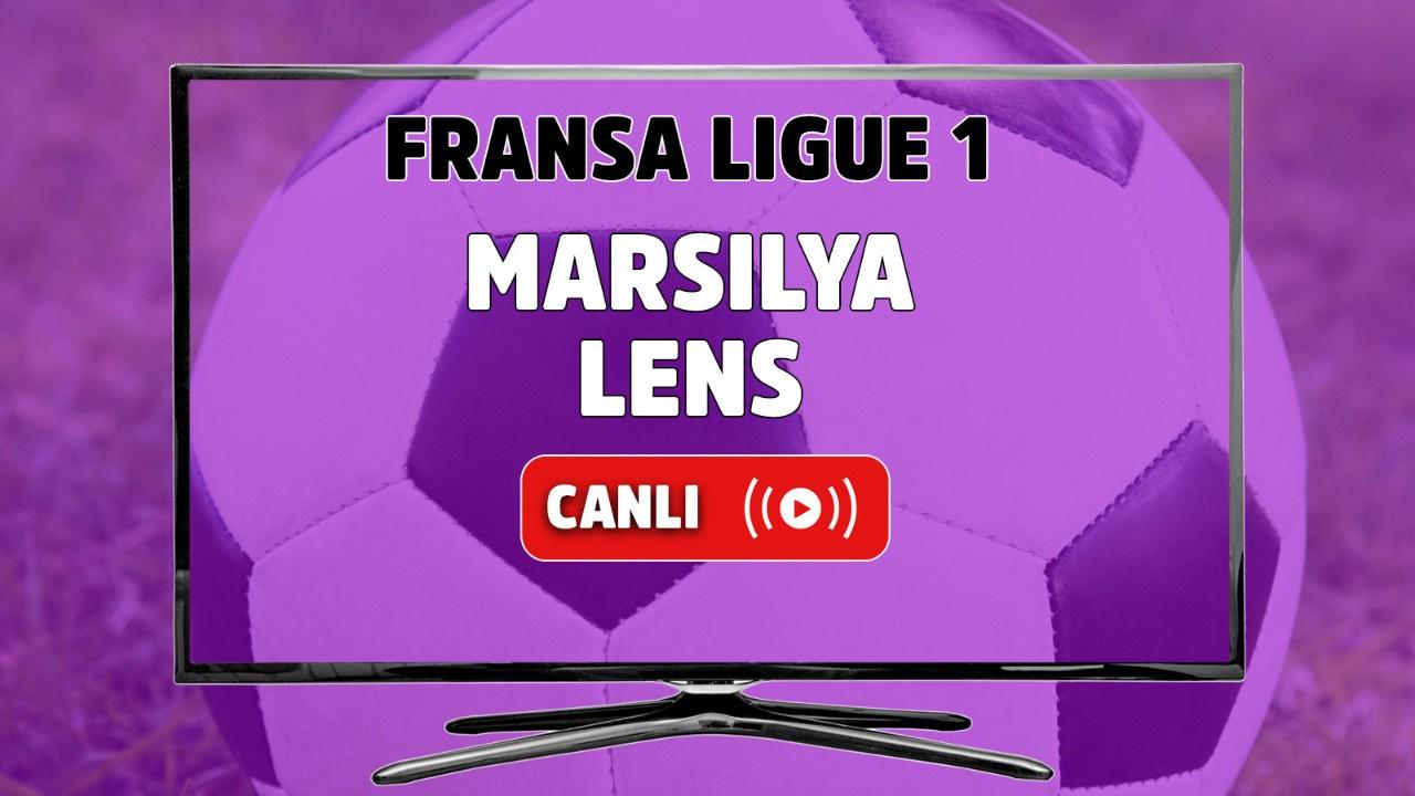 Marsilya-Lens Canlı maç izle