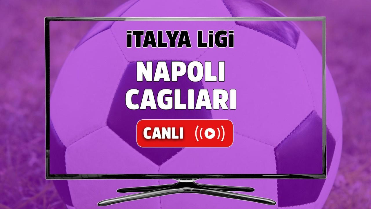 Napoli – Cagliari Canlı maç izle