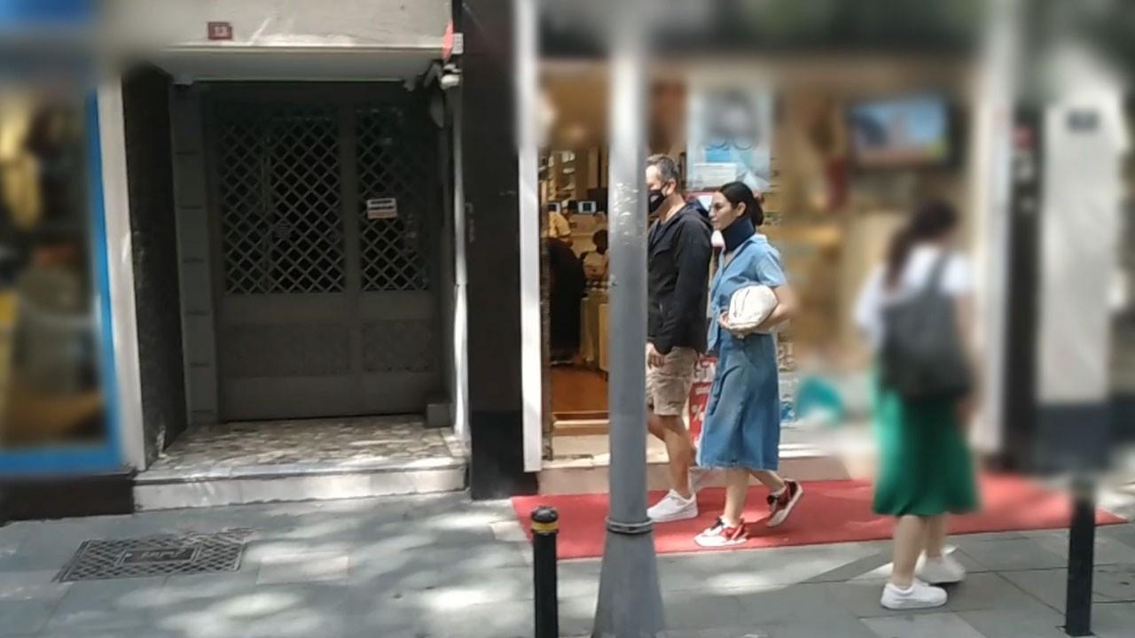 Ahu Yağtu, ünlü mankenin eski eşiyle görüntülendi