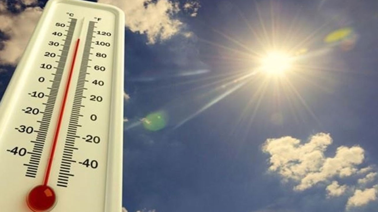 Meteoroloji uyardı! Sıcaklık yükseliyor!