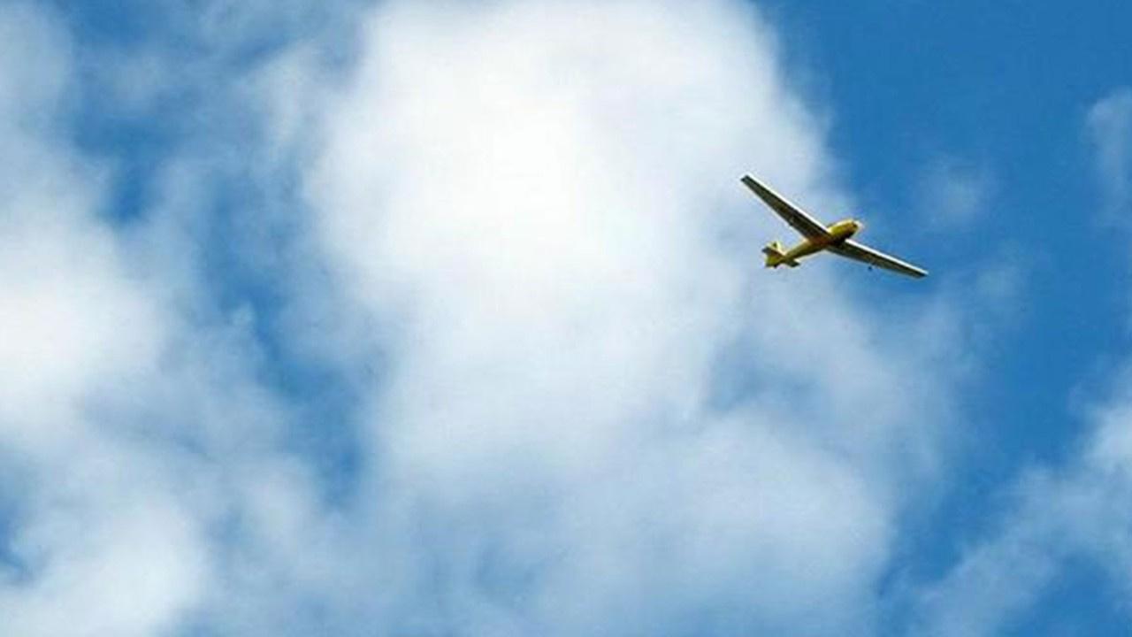 ABD'de tek motorlu uçak düştü