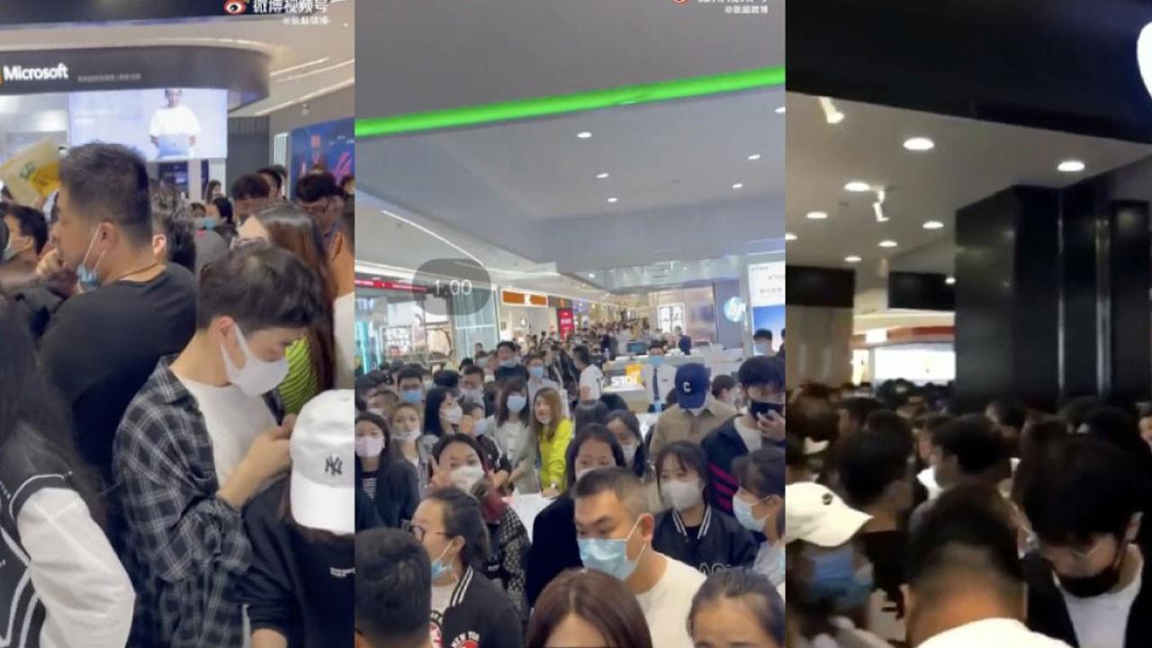 Apple tutkunları iPhone 13 için kapıda kuyruk oldu