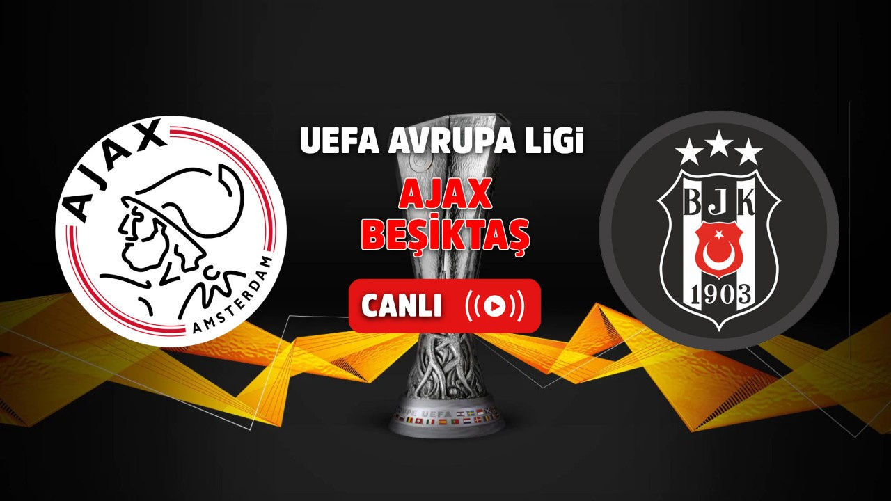 Exxen canlı izle Ajax - Beşiktaş