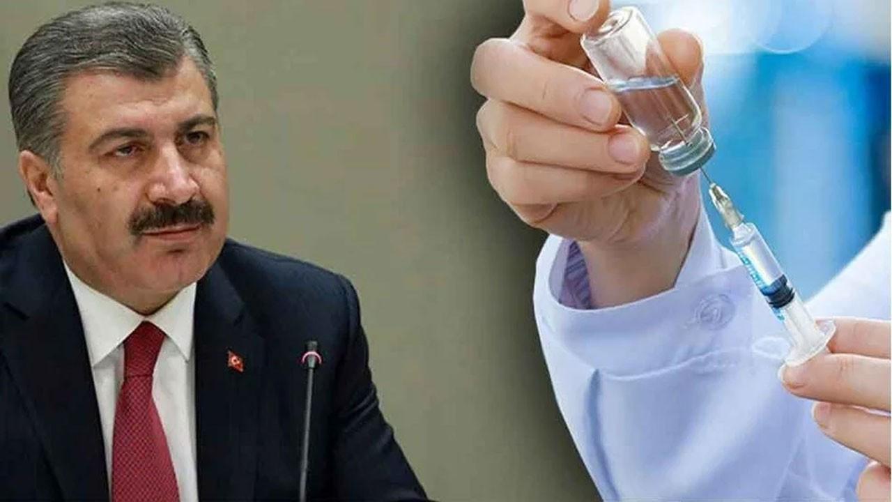 Sağlık Bakanlığı'ndan aşı iddialarına yanıt!